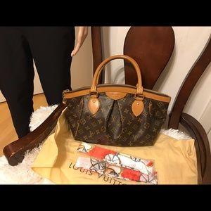 Louis Vuitton Tivoli PM size